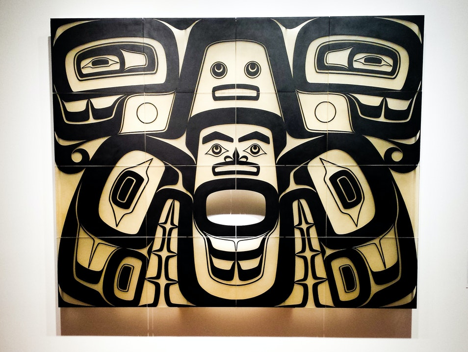 Art of the First Nations at Seattle Art Museum