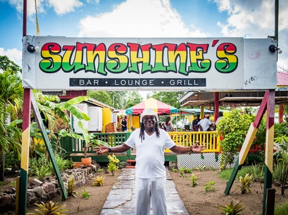 Sunshine's Beach Bar Vaughans  Saint Kitts and Nevis