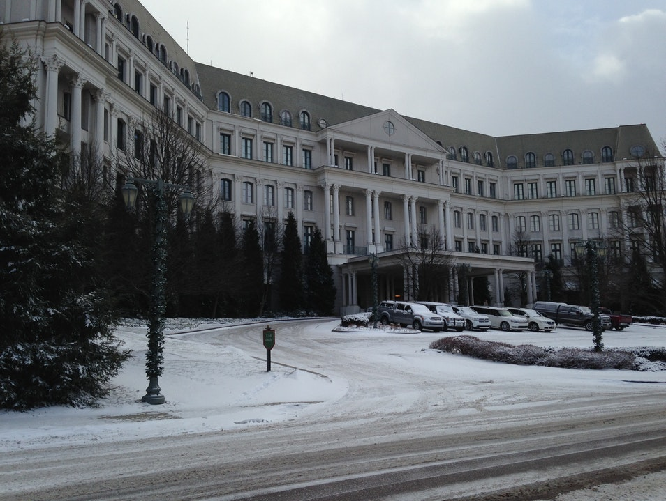 European Elegance in the PA Mountains Nemacolin Pennsylvania United States