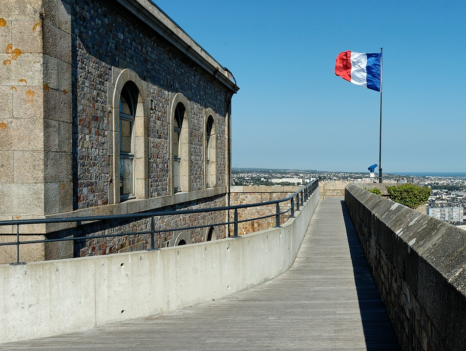 Roule Fort Cherbourg Octeville  France