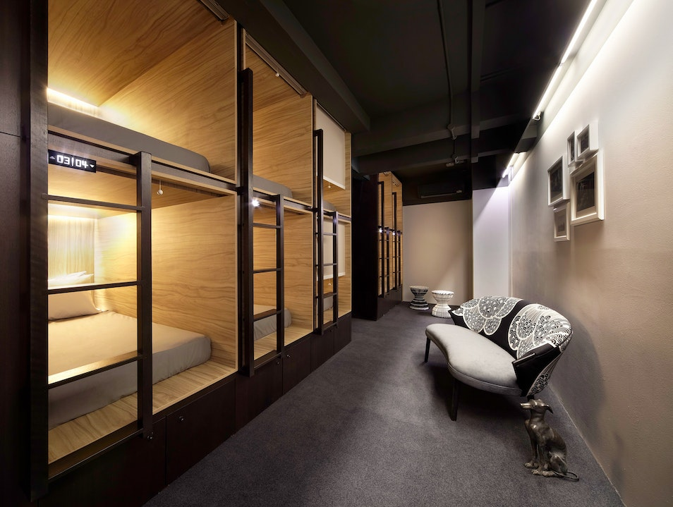 Hostel Price, Boutique Feel at The POD Singapore  Singapore