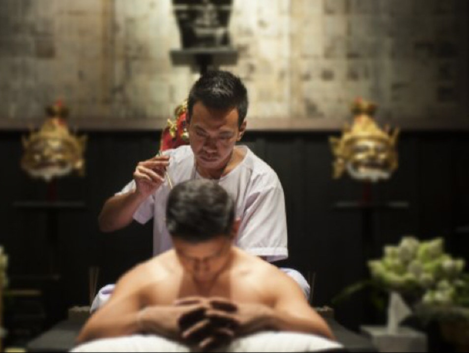 Sak Yant - Thai Traditional Tattooing at The Opium Spa Bangkok  Thailand
