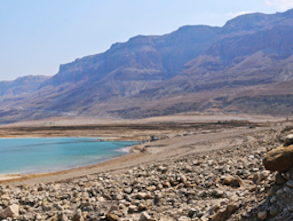 The Dead Sea   Earth