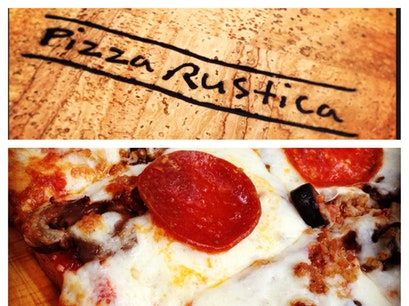 Pizza Rustica Chicago Illinois United States