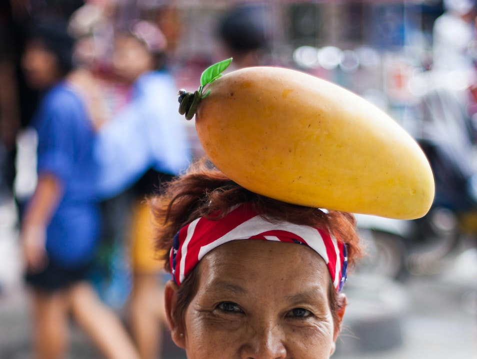 Immerse yourself in Chatuchak or JJ Market   Thailand