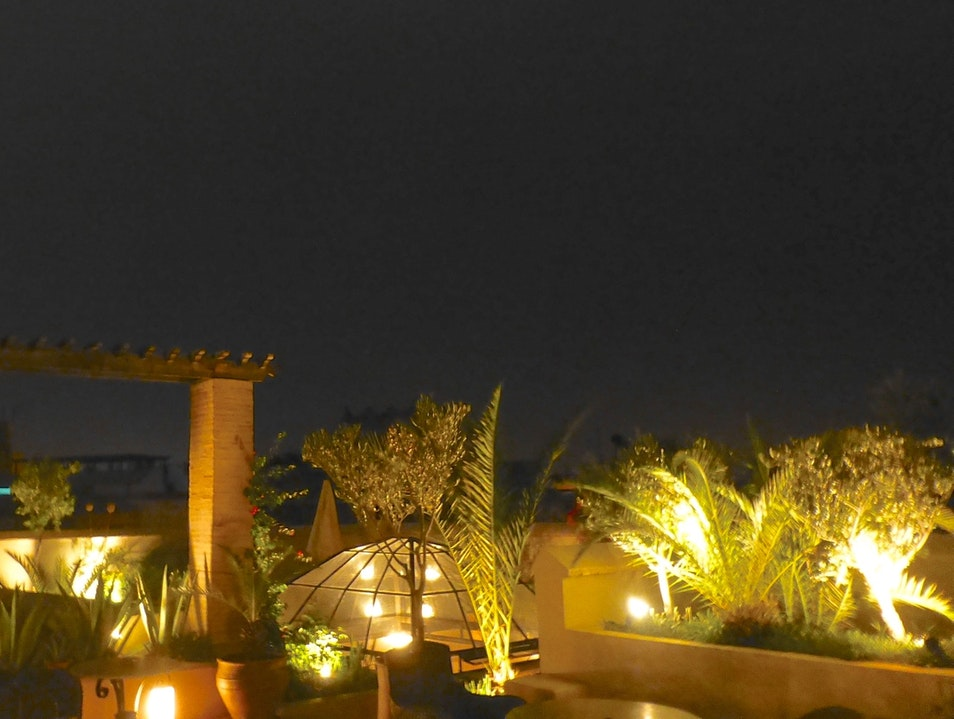A luxury place in the heart of the medina Marrakech  Morocco