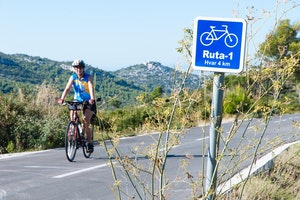 Cycling Hvar