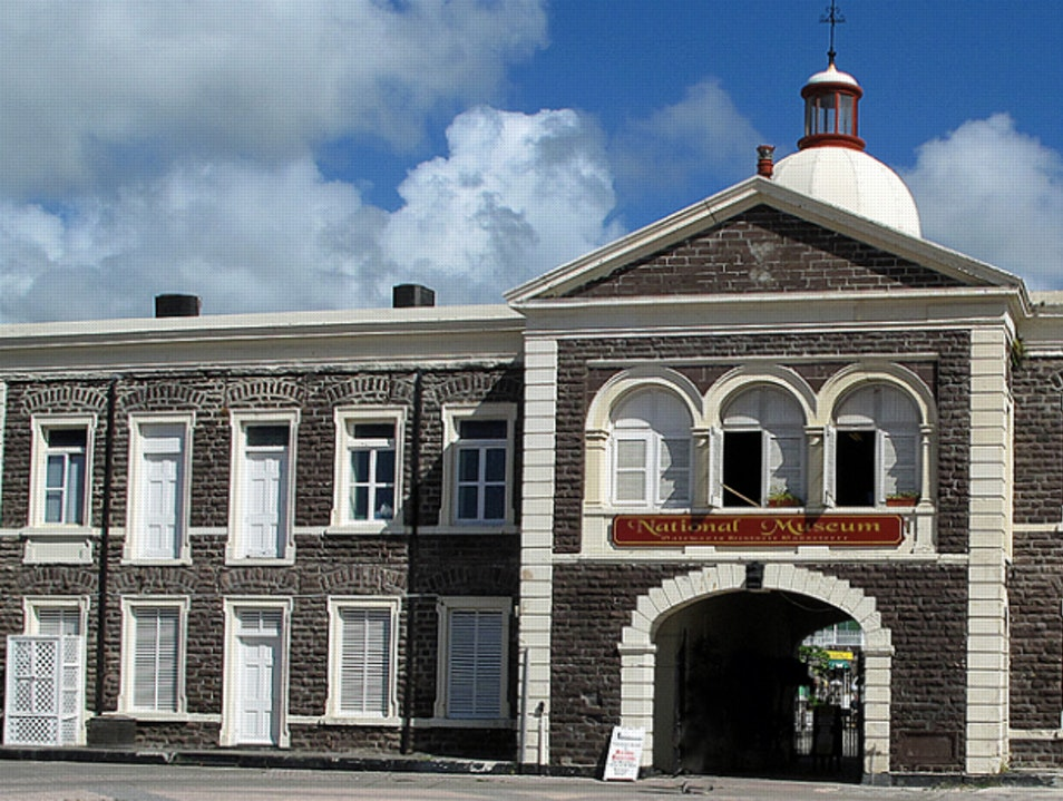 National Museum of St. Kitts  Basseterre  Saint Kitts and Nevis