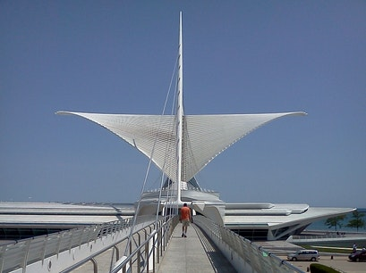 Milwaukee Art Museum Milwaukee Wisconsin United States