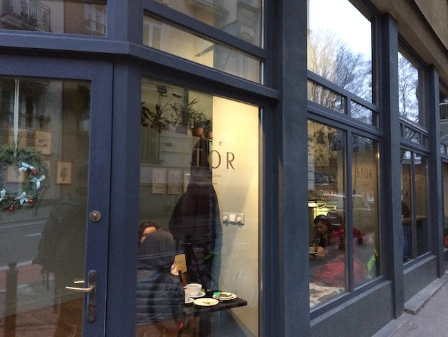 Calm, Hip, and Delicious: STOR Café