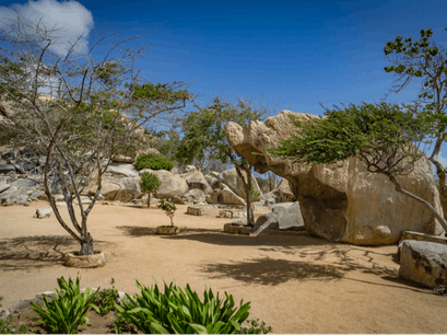 Casibari Rock Formations Casibari Rock Formations  Aruba