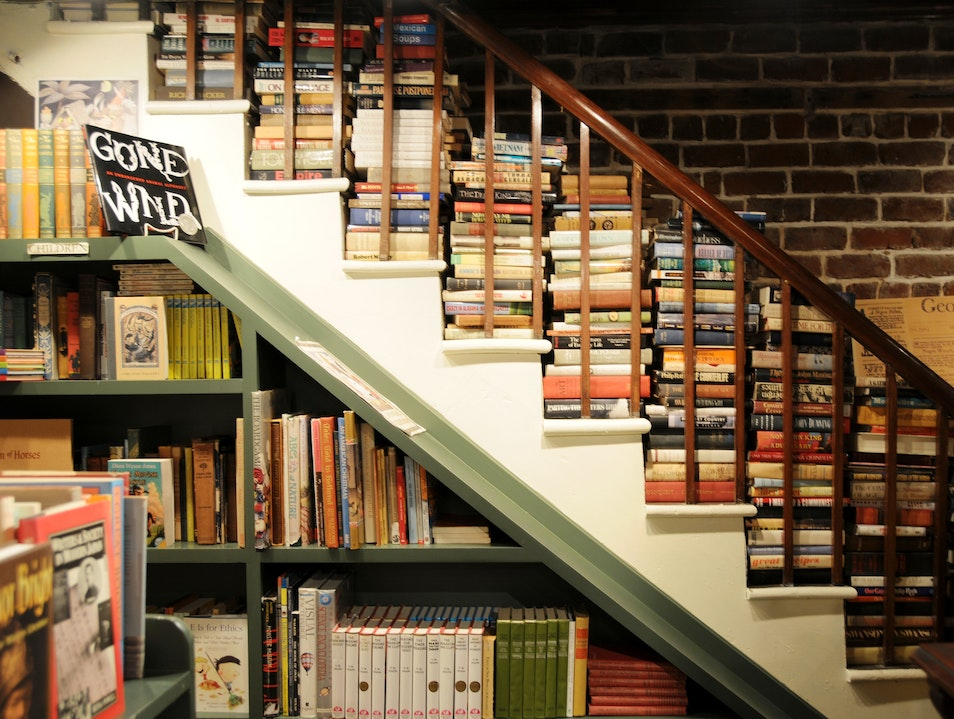 Now That's a Bookstore!