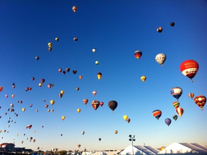 Balloon Fiesta Park Albuquerque New Mexico United States