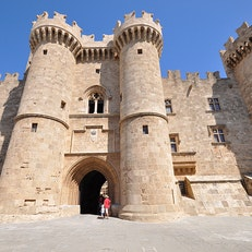Palace of the Grand Masters of the Knights