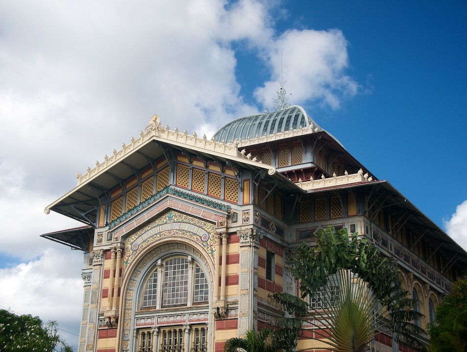 The Schoelcher Library: A Building Not Easy to Forget Fort De France  Martinique