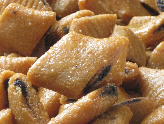 "Tunisian Delicious sweets, the ""Makroudh"""
