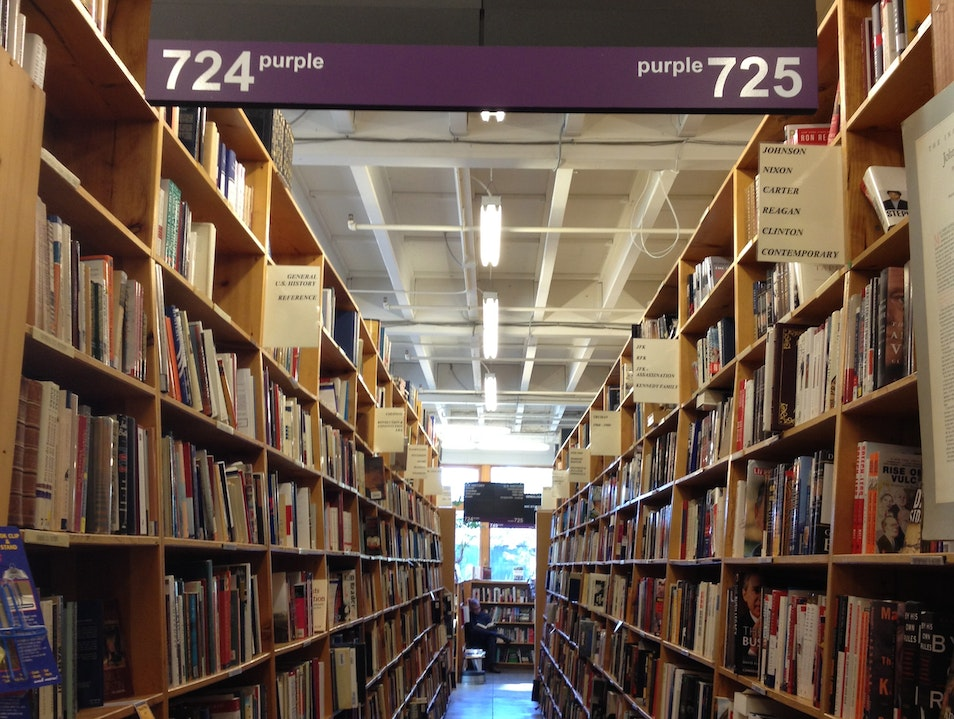 Buy a Book at Powell's
