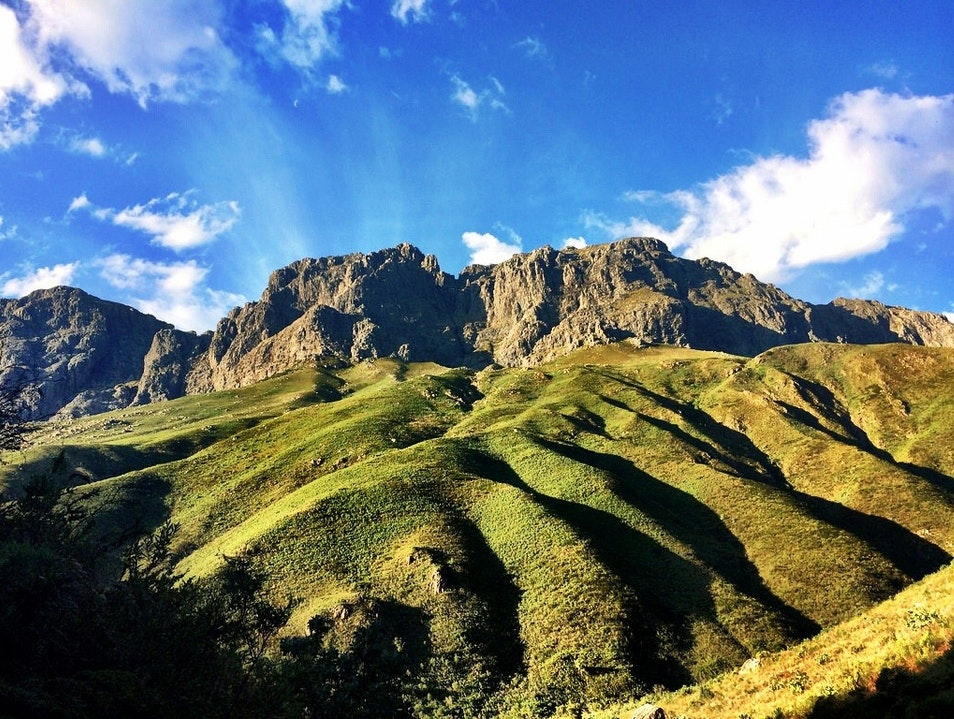 Hike Through a UNESCO Preserved Mountain Range Stellenbosch  South Africa