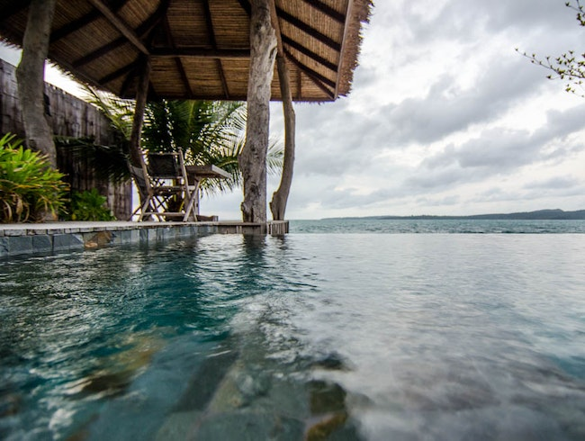 Personal Infinity Pools