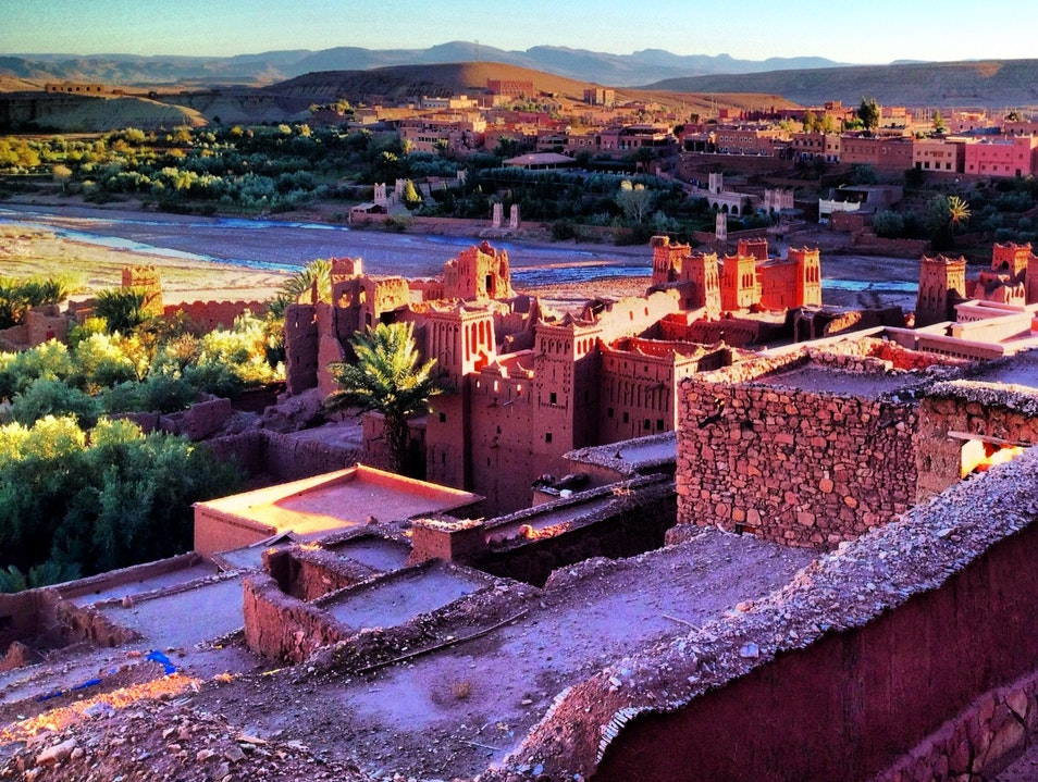 A Kingdom Reaching Toward Heaven Aït Benhaddou  Morocco