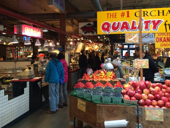 Granville Island: Vancouver's Market for all Senses