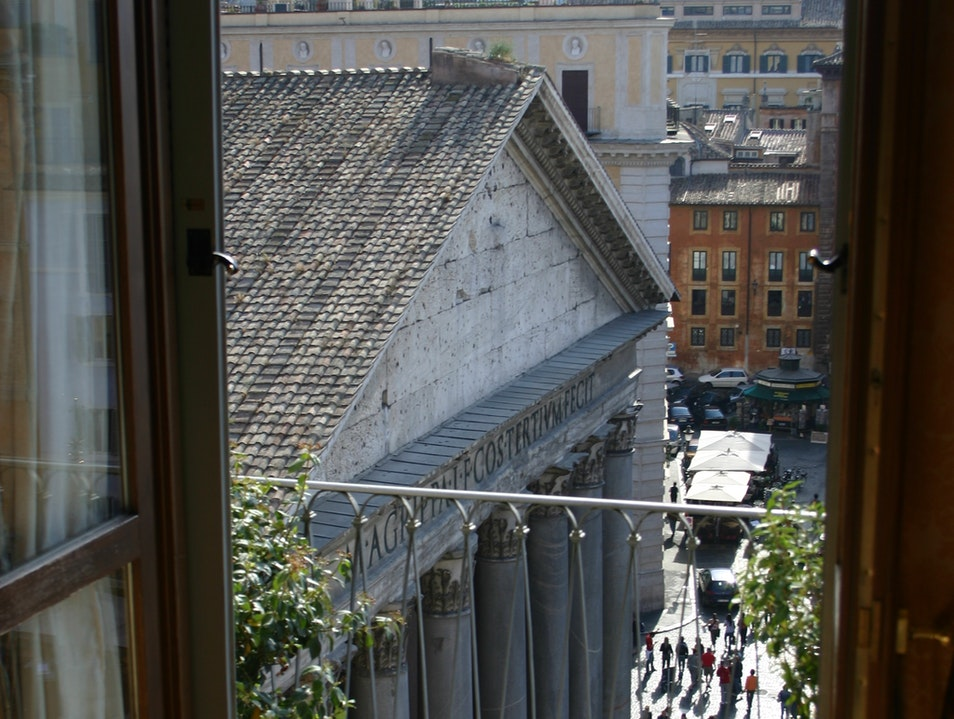 Room w/ view Rome  Italy