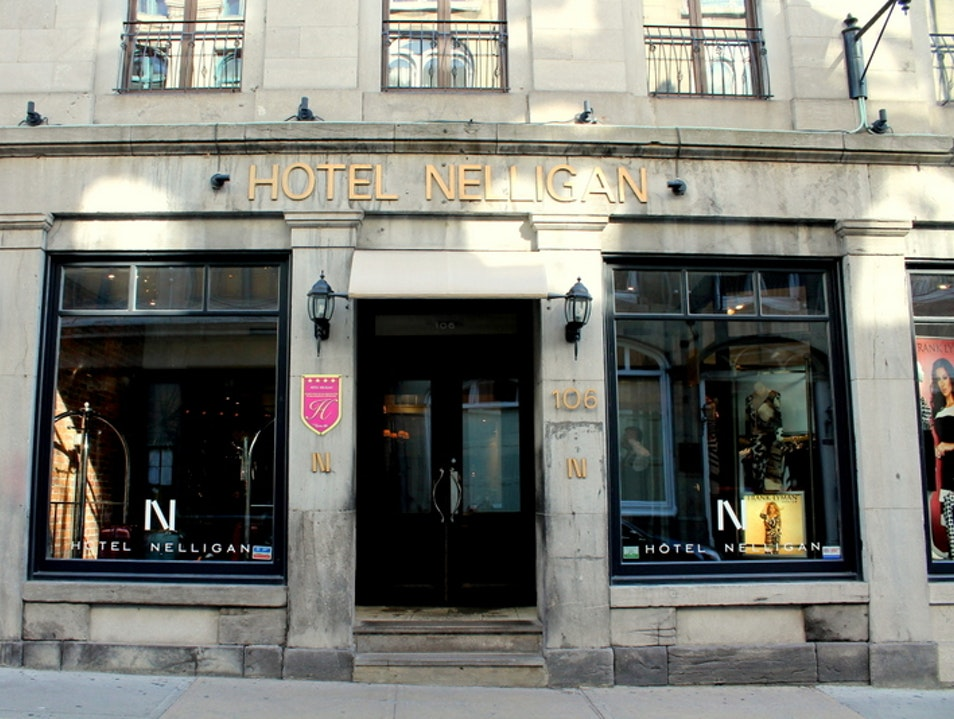 The Best Hotel in Old Montreal Montreal  Canada