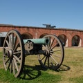Fort Pulaski National Monument Tybee Island Georgia United States