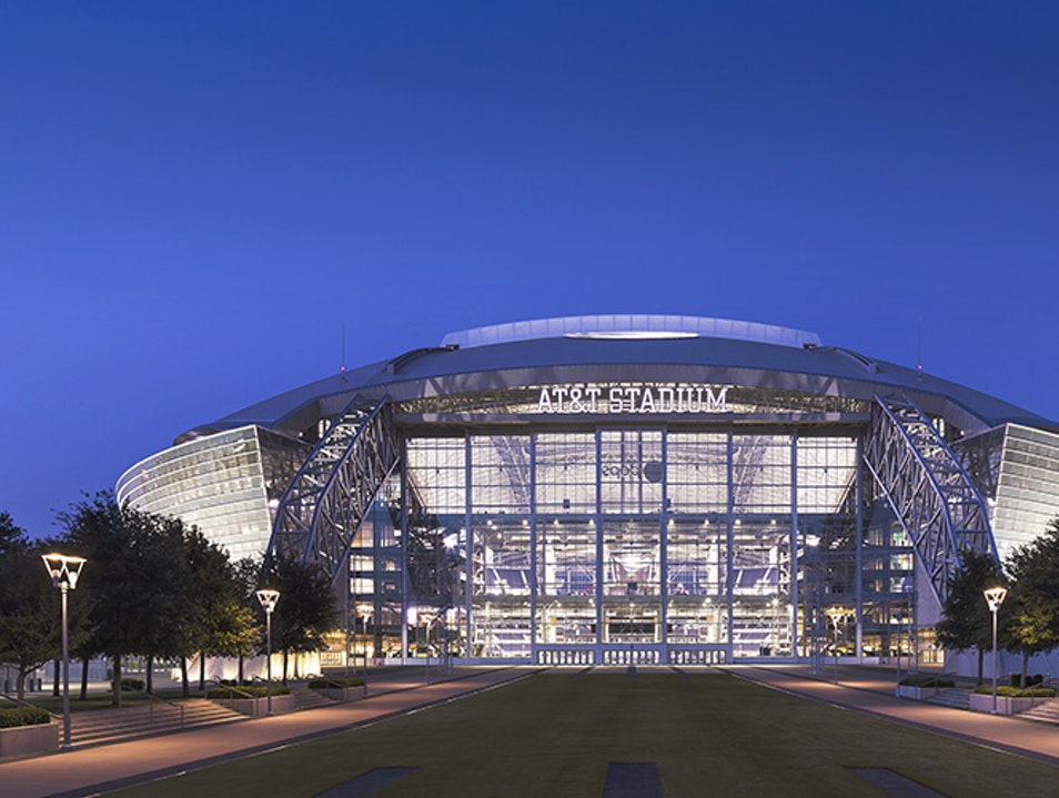AT&T Stadium Arlington Texas United States