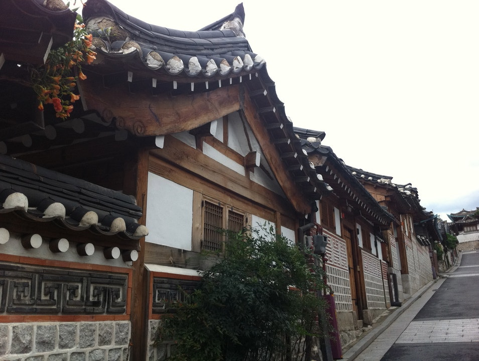 Step into the Past at Bukchon Hanok Village Seoul  South Korea