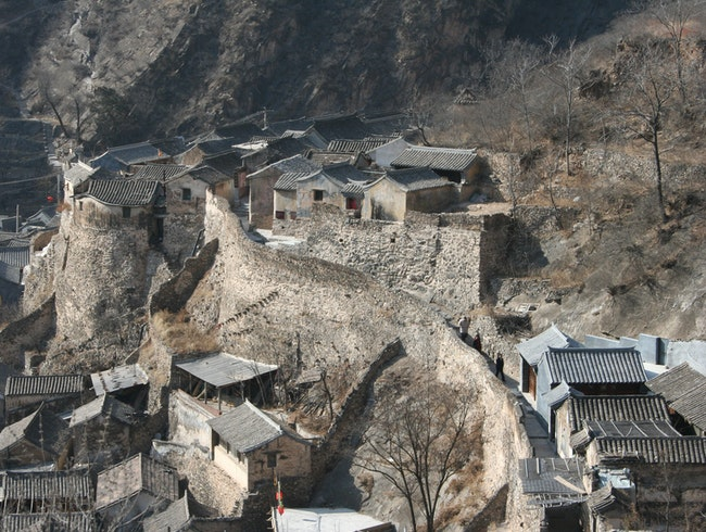 Exploring an authentic Ming dynasty village