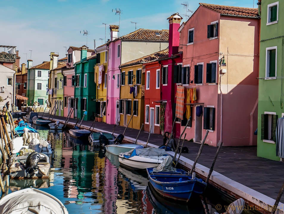 Eye-Popping Burano: Where Color Is Key Venice  Italy