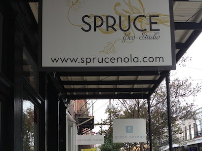Spruce New Orleans Louisiana United States