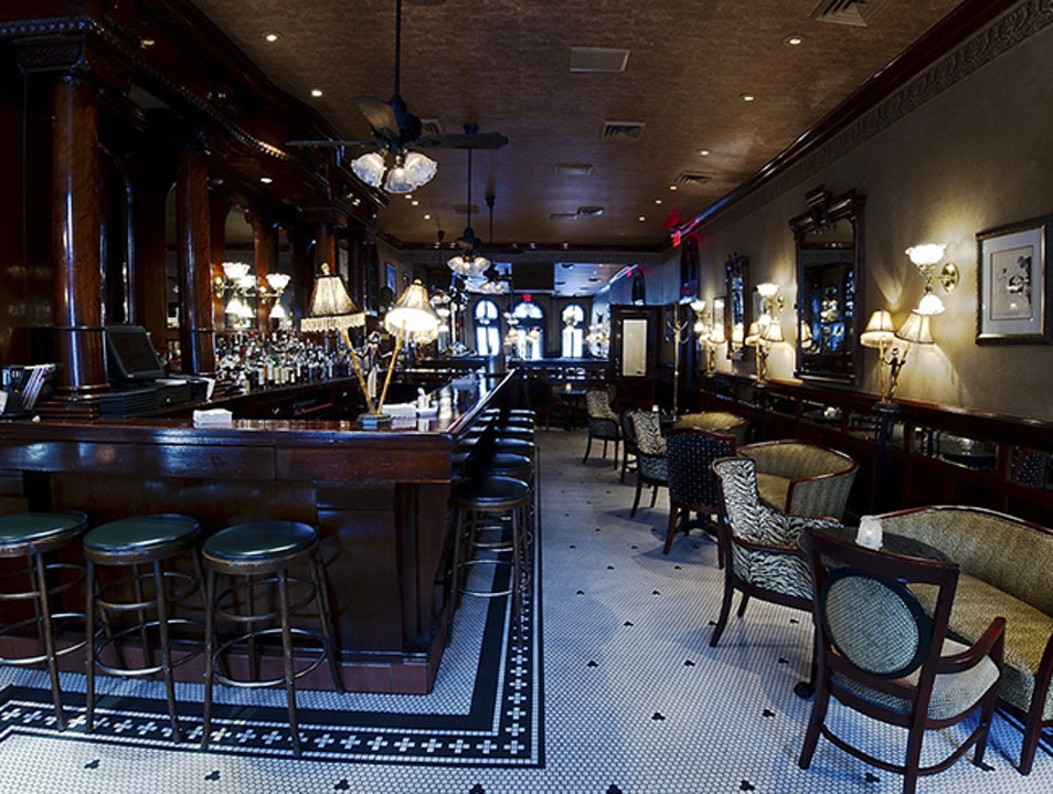 Cafe Brulot at Historical Arnaud's Restaurant New Orleans Louisiana United States
