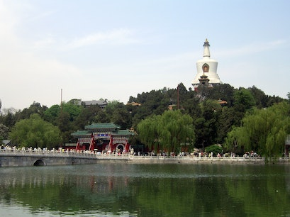 Beihai Park Beijing  China