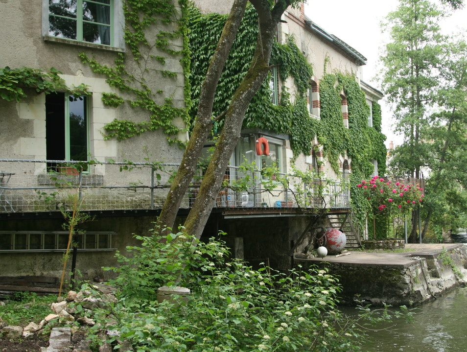 great self catering apartment in the heart of the loire valley france in an 18 century mill