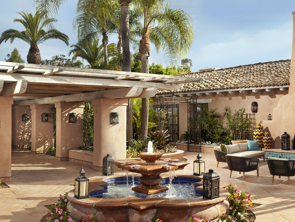 Rancho Valencia Resort & Spa Del Mar California United States