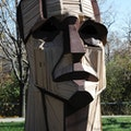 Skokie Northshore Sculpture Park Evanston Illinois United States