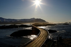 The Atlantic Road