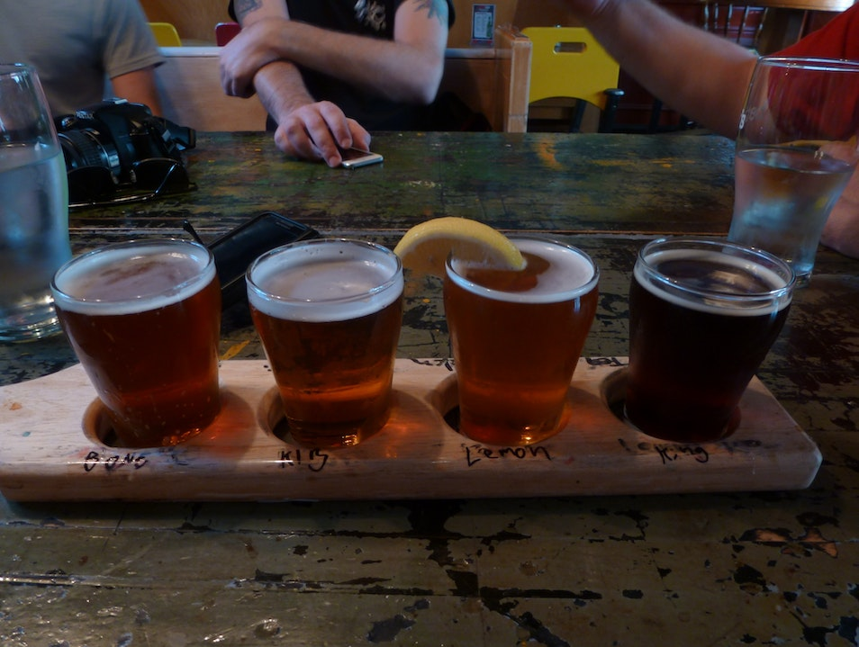 Toronto Craft Beer and History Tour