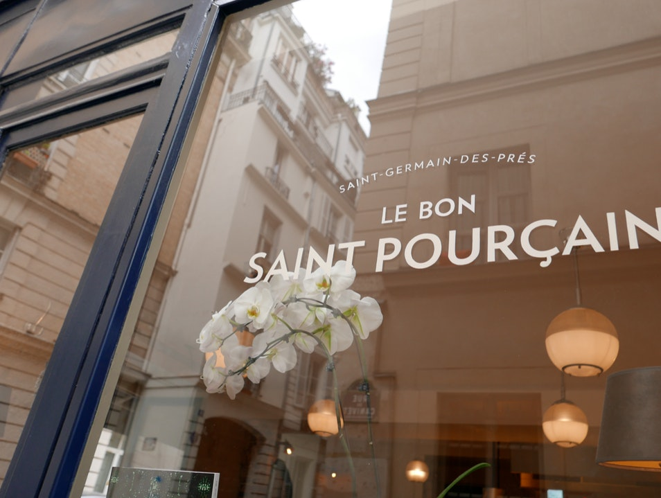 Le trop bon Bon Saint Pourçain Paris  France