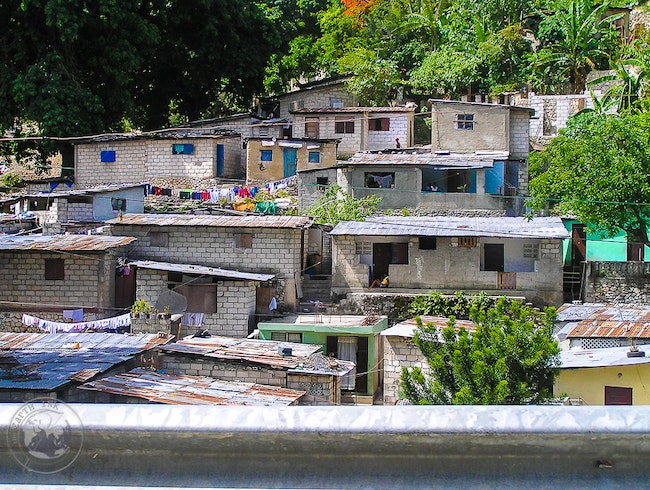 A Drive from Port-au-Prince to Petionville