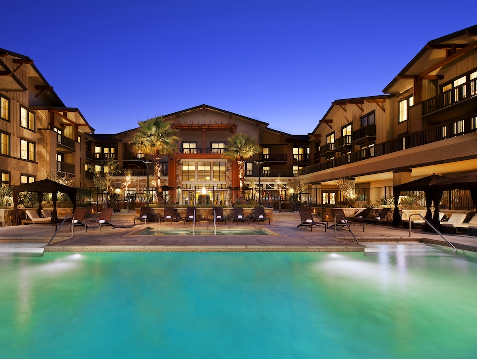 Napa's Waterfront Hotel Napa California United States
