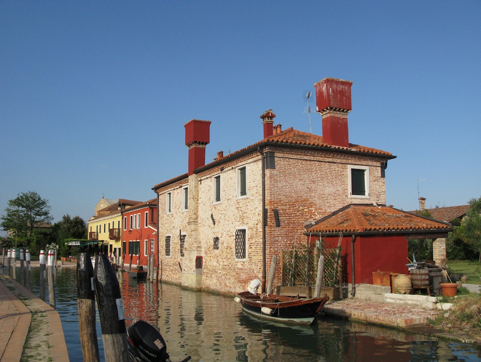 Torcello and the Cathedral of Santa Maria Assunta Venice  Italy