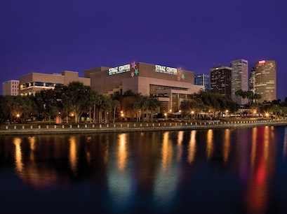 The David A. Straz Jr. Center for the Performing Arts Tampa Florida United States