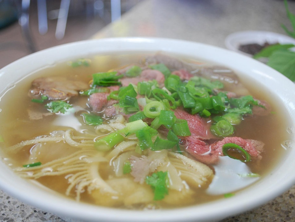 Enjoy Real Vietnamese Food at Pho Dai Loi Forest Park Georgia United States