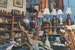 Antiques and Oddities in the French Quarter New Orleans Louisiana United States