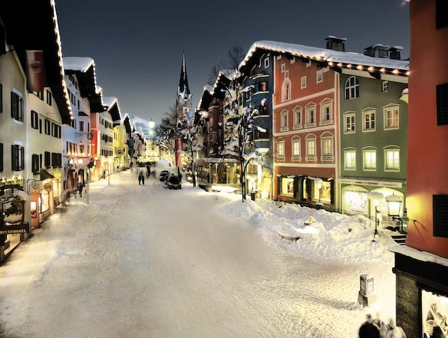 Cozy up in Kitzbühel: Austria's premiere resort town