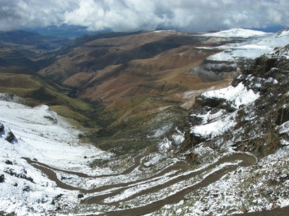 Sani Pass, Mkhomazi Wilderness area Mkhomazi Wilderness area  South Africa