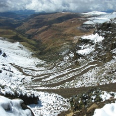 Sani Pass, Mkhomazi Wilderness area